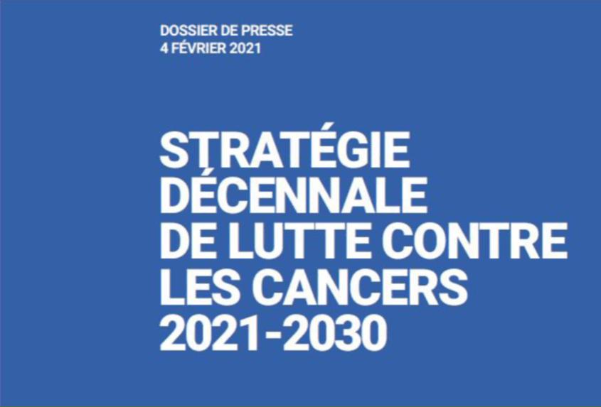 Stratégie Cancer 2021-2030