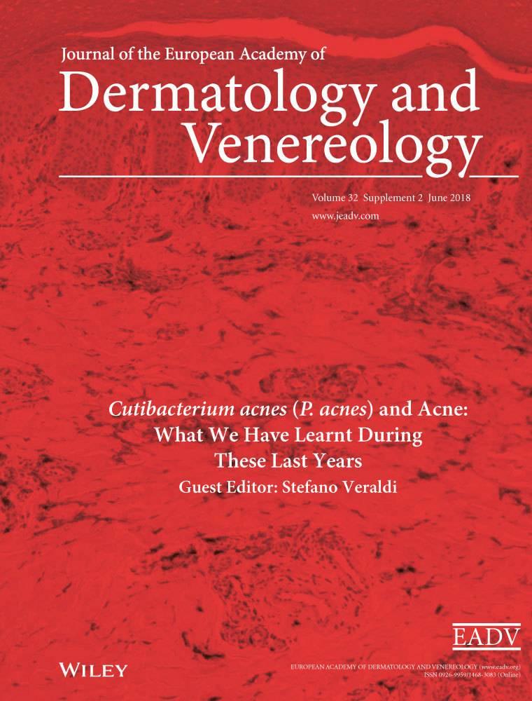 Cutibacterium acnes (P. acnes) and Acne